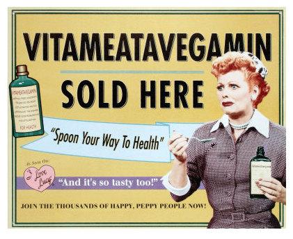 Vitameatavegamin